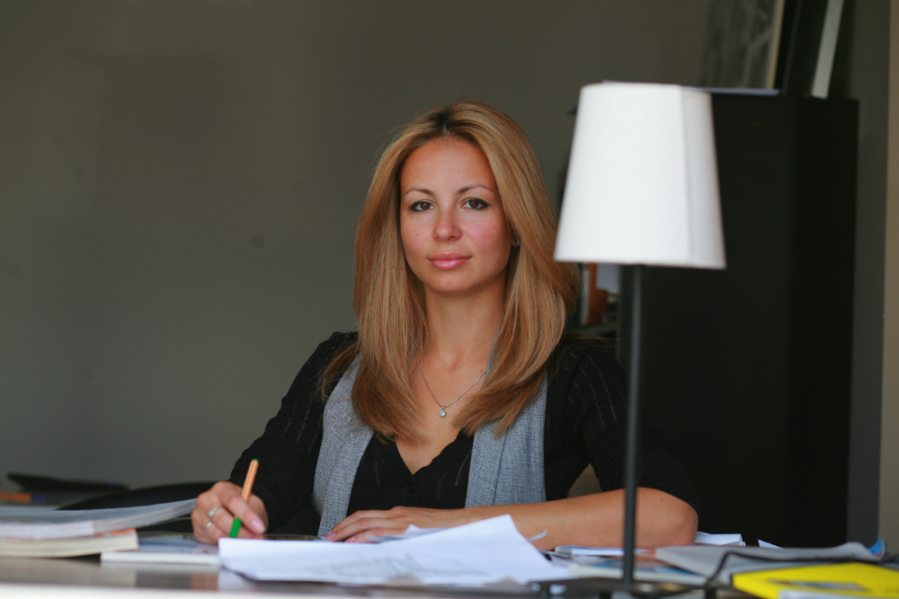 Alexandra Fedorova
